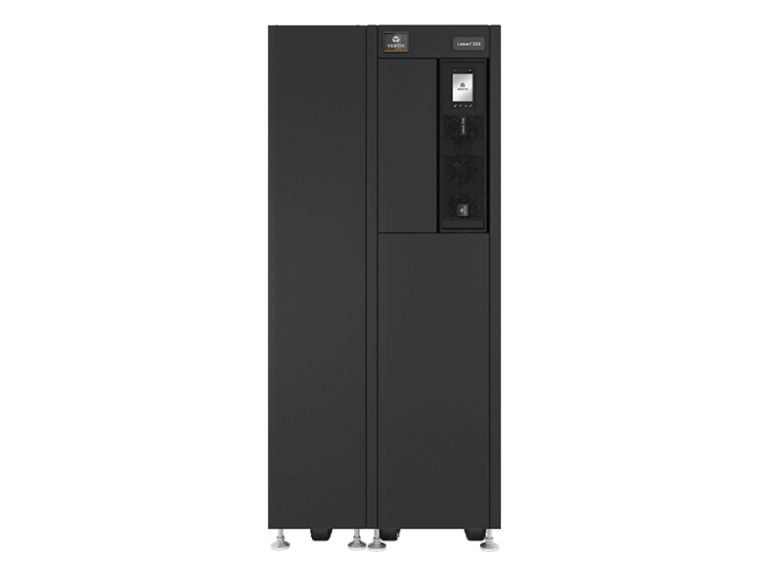 Liebert EXS UPS 15KVA/15KW 400V 3×3 with battery side cabinet – 01201890 - Click to enlarge picture.
